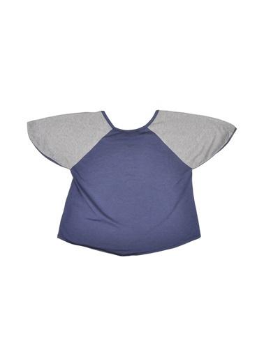 Puledro Tişört İndigo